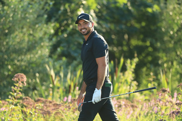 Jason Day Dell Technologies Championship - Round Two