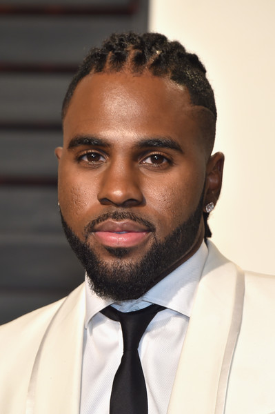 Jason Derulo Photos Photos - 2017 Vanity Fair Oscar Party ...