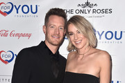 """Tyler Hubbard and Hayley Hubbard attend Jason Derulo's Just For You Foundation's Inaugural """"Heart Of Haiti"""" Gala on September 6, 2018 in Beverly Hills, California."""