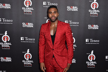 Jason Derulo 2019 Global Citizen Prize at The Royal Albert Hall - Red Carpet