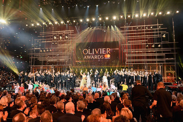 Jason Donovan The Olivier Awards With Mastercard - Show
