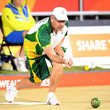 Jason Evans Lawn Bowls - Commonwealth Games Day 3