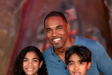 Jason George Premiere of Columbia Pictures' 'Jumanji: Welcome to the Jungle' - Arrivals