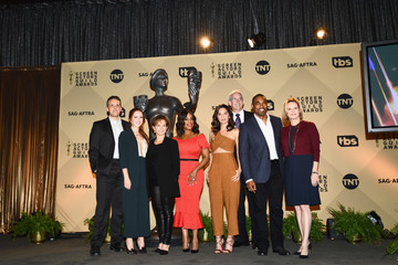 Jason George Woody Schultz 24th Annual Screen Actors Guild Awards Nominations Announcement