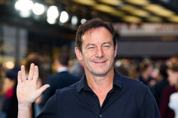 Jason Isaacs 'Swimming With Men' UK Premiere - Red Carpet Arrivals