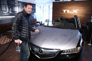 Jason Issacs Acura Studio At Sundance - Day 2 - 2015 Park City