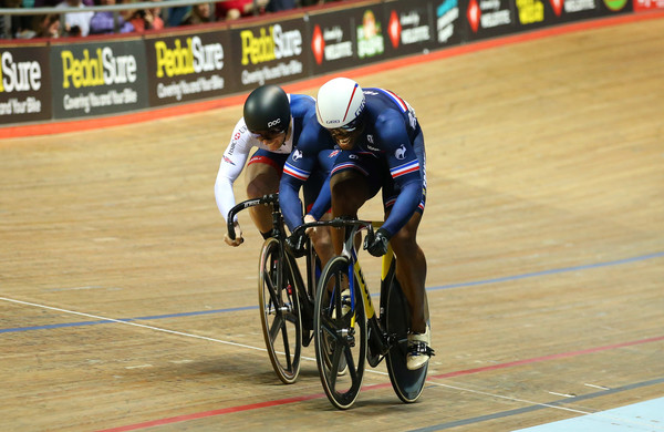 Revolution Series - Elite Track Cycling