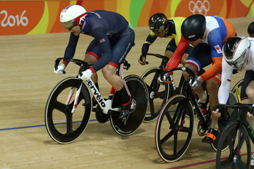 Jason Kenny Cycling - Track - Olympics: Day 11