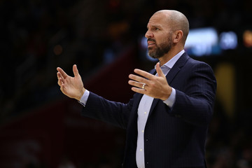 Jason Kidd Milwaukee Bucks v Cleveland Cavaliers