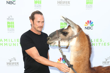 Jason Lewis Beyond Hunger: West Meets East Brought to You by NBC Universal and Heifer International