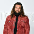 Jason Momoa Tom Ford AW20 Show - Arrivals