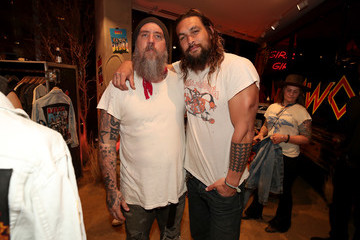 Jason Momoa Mastercard And Fred Segal Present Rock n Roll Holy Land — An Exclusive And Interactive Experience By MadeWorn