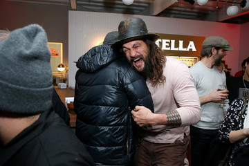 Jason Momoa 'David Crosby: Remember My Name' Celebrates At Stella's Film Lounge During The 2019 Sundance Film Festival