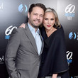 Jason Priestley HSH Prince Albert II Of Monaco Hosts 60th Anniversary Party For The Monte-Carlo TV Festival - Arrivals