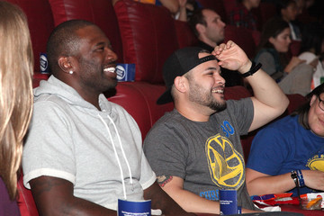 Jason Richardson American Express Dub Nation to the IMAX: The First Ever Live Streamed Sporting Event