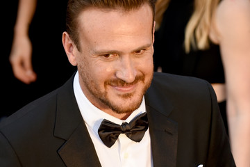 Jason Segel 88th Annual Academy Awards Arrivals From a Distance