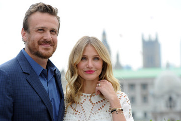 Jason Segel 'Sex Tape' Photo Call in London