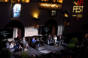 Jason Segel AFI FEST 2015 Presented by Audi - Indie Contenders Roundtable Presented by the Hollywood Reporter
