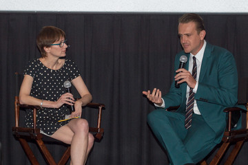 Jason Segel Official Academy Screening of 'The End of the Tour'