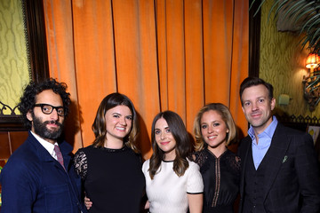 Jason Sudeikis Alison Brie 2015 Tribeca Film Festival After Party For 'Sleeping With Other People'