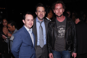 """Jason Sudeikis Richard Robichaux 2016 Tribeca Film Festival After Party For """"The Devil And The Deep Blue Sea"""" Sponsored By Sauza 901"""