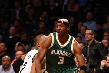 Jason Terry Milwaukee Bucks v Brooklyn Nets