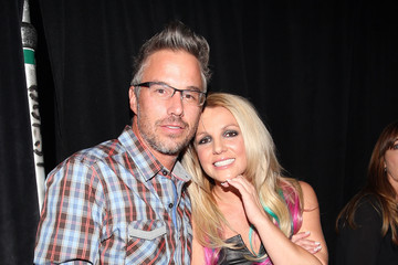 Jason Trawick 2012 iHeartRadio Music Festival - Day 1 - Backstage