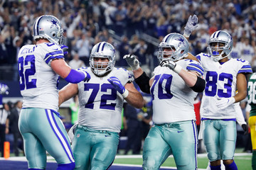 Jason Witten Divisional Round - Green Bay Packers v Dallas Cowboys