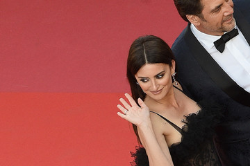 Javier Bardem Penelope Cruz Alternative View In Colour - The 71st Annual Cannes Film Festival