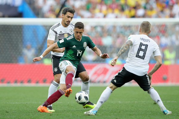 Germany vs. Mexico: Group F - 2018 FIFA World Cup Russia