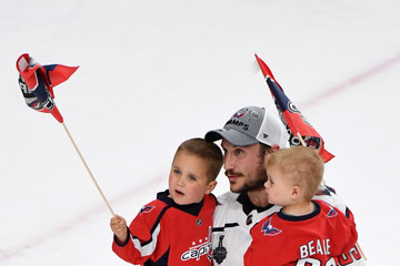 Jay Beagle 2018 NHL Stanley Cup Final - Game Five