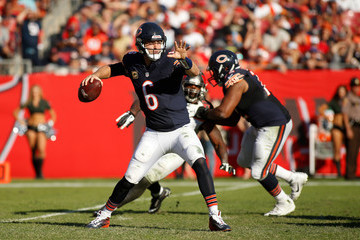Jay Cutler Chicago Bears v Tampa Bay Buccaneers