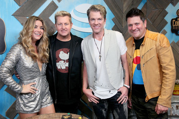 Jay DeMarcus 2017 iHeartCountry Festival, a Music Experience by AT&T - Backstage