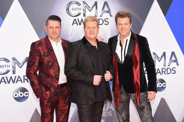Jay DeMarcus 49th Annual CMA Awards - Arrivals