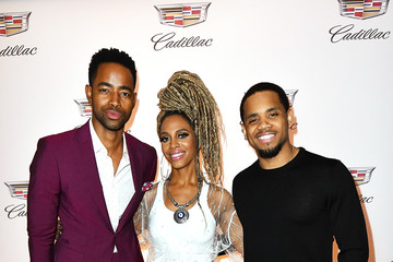 Jay Ellis Cadillac Welcome Luncheon At ABFF: Black Hollywood Now