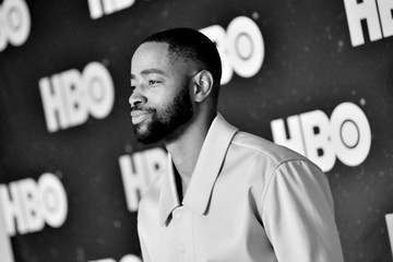 Jay Ellis WarnerMedia Winter TCA 2020 - Green Room