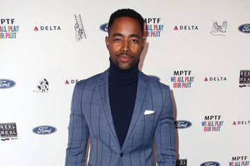 Jay Ellis 7th Annual 'Reel Stories, Real Lives' Event Benefiting MPTF - Arrivals