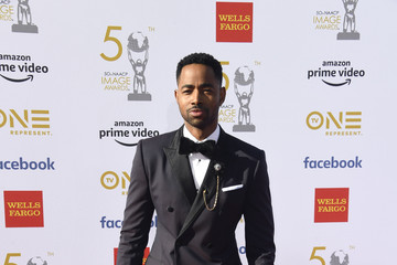 Jay Ellis 50th NAACP Image Awards - Arrivals