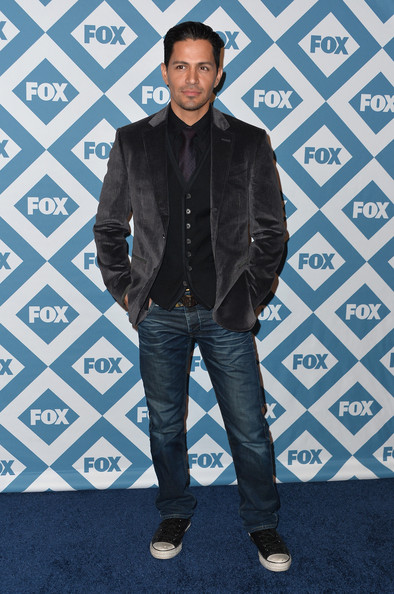 ... 2014 Fox All-Star Party at the Langham Hotel on January 13, 2014 in Kiefer Sutherland Dating 2014