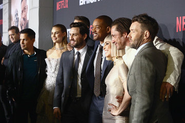 Jay Hernandez World Premiere of Netflix Films 'BRIGHT'