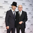 Jay Kay IWC Race Night At SIHH 2013 - Red Carpet Arrivals