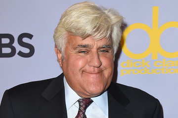 Jay Leno CBS' 'The Carol Burnett Show 50th Anniversary Special' - Arrivals