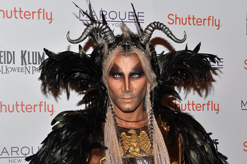 Jay Manuel Celebs at Heidi Klum's Annual Halloween Party