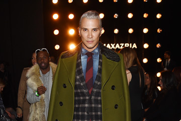 Jay Manuel BCBGMAXAZRIA - Front Row - Fall 2016 New York Fashion Week: The Shows