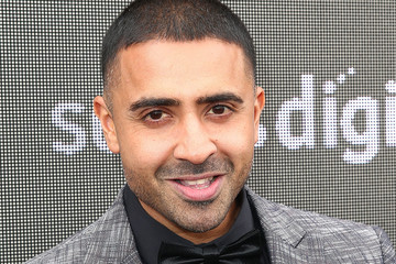 Jay Sean Celebrities Attend Melbourne Cup Day
