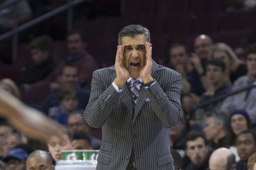 Jay Wright Columbia v Villanova