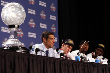 Jay Wright NCAA Men's Final Four - National Championship