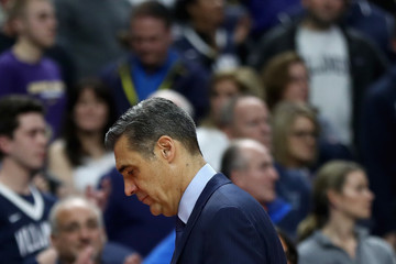 Jay Wright NCAA Basketball Tournament - Second Round - Buffalo