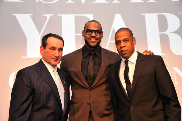 Jay-Z - 2012 Sports Illustrated Sportsman Of The Year Award Presentation - Inside