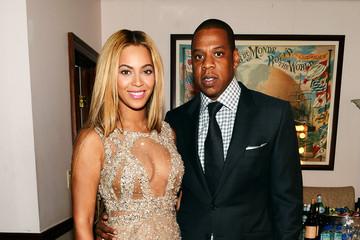 """Jay-Z Beyonce Knowles HBO Documentary Film """"Beyonce: Life Is But A Dream"""" New York Premiere - Red Carpet"""